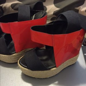 Pierre Hardy Shoes - AUTH 💯PIERRE HARDY wedges  ❤1 hour sale ❤