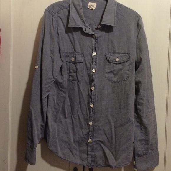 "J. Crew Tops - ""the perfect shirt"" 👊🏼"