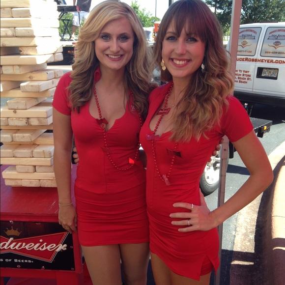 Dresses Budweiser Promo Dress Poshmark