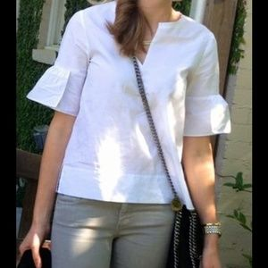 Club Monaco Tops - Club Monaco White Top