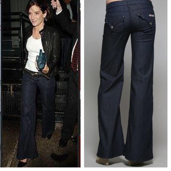 53807651bfd Hudson Jeans Jeans | Hudson Wide Leg Deluxe Trouser | Poshmark