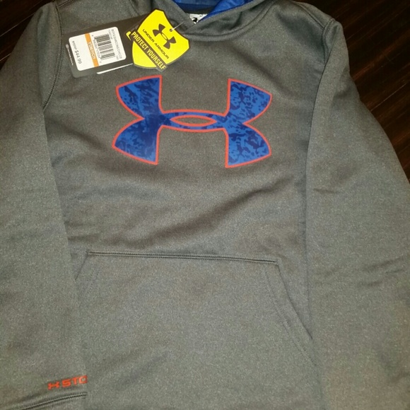 9c2c8af8d Under Armour Other | Brand New With Tags Boys Youth Hoodie | Poshmark