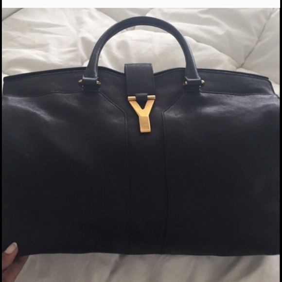 d0b3a4a6454 Yves Saint Laurent Bags   Ysl Cabas City Chic   Poshmark