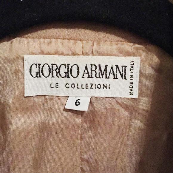 96 off giorgio armani jackets blazers giorgio armani