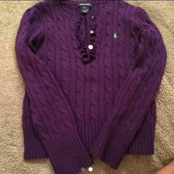 Ralph Lauren Sweaters Girls Sweater Poshmark