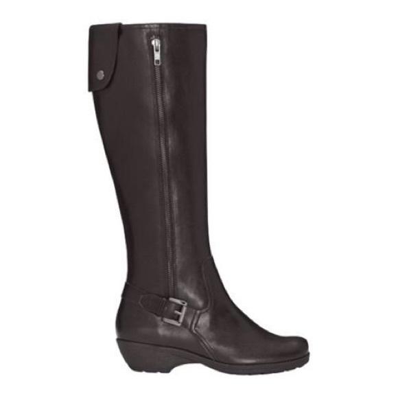 Aerosoles Tintessential black boots