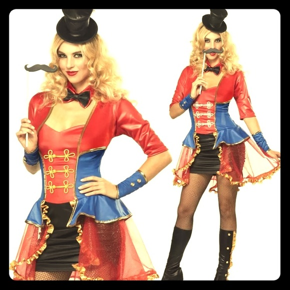 Eye Candy Dresses Womens Lion Tamer Halloween Costume Xl Poshmark