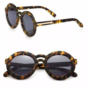 Karen Walker Accessories - Karen Walker Womens Sunglasses Joyous Round Frame