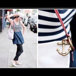 Moschino Handbags - Authentic RARE Moschino Anchor Nautical Bag