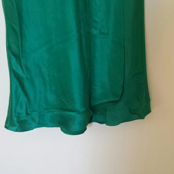 Banana Republic Dresses - Strapless satin dress