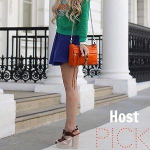 Rebecca Minkoff Handbags - Rebecca Minkoff MAC convertible crossbody bag