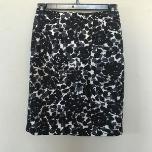 J.crew Silk Floral Skirt - Simply Gorgeous