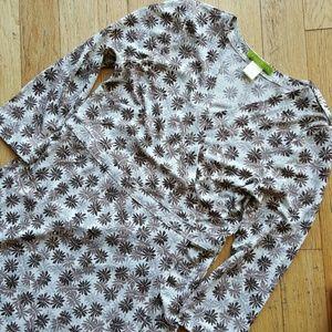 Sigrid Olsen Dresses & Skirts - Sigrid Olsen Faux Wrap Dress
