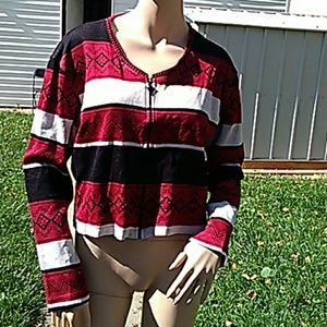 NWT Sweater By Wrangler