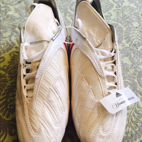 Nuove adidas predator scarpini da calcio sz 95 poshmark