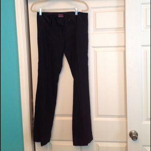 Buffalo Pants - ‼️FINAL PRICE‼️ Basic Black Pant With Flair Leg