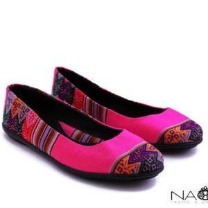 Shoes - Boho Chic Flat Shoes