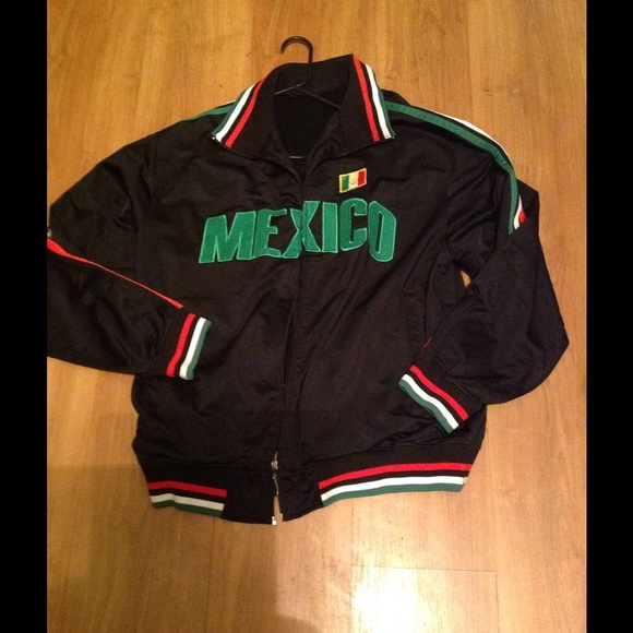 Black Mexico Jacket | Fit Jacket