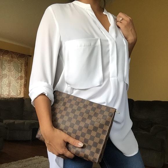4b324292670 Louis Vuitton Handbags - Authentic Louis Vuitton damier ebene toiletry 26