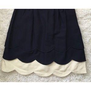 Anthropologie Dresses & Skirts - Anthro scalloped skirt