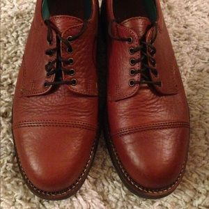 Trask Other - Bison leather Oxfords Men's work