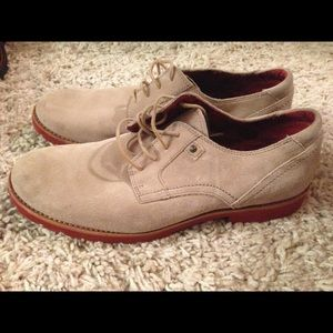 Rockport Other - Men's Oxfords taupe🏃🏽