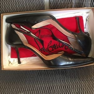 Christian Louboutin Shoes - Beautiful Christian Louboutins