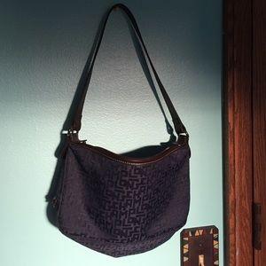 Navy Blue Longchamp Mini Bag