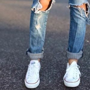 45c4a443b1e1 Converse Shoes - White Converse Chucks