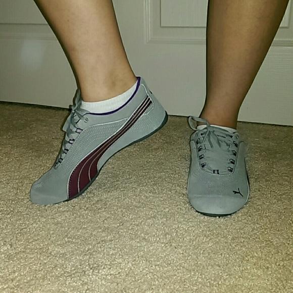 1e0f7a3d9f63 Women s Puma Soleil Suede Sneakers Size 8.5