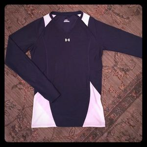 71 Off Under Armour Tops Dri Fit Long Sleeve From Irene