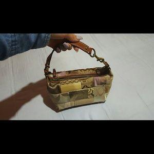 Coach - Mini swatch handbag..