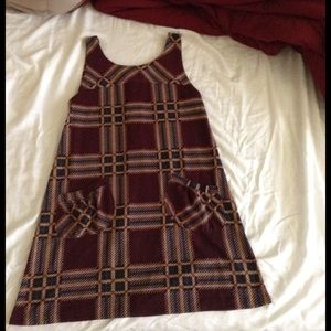 Necessary Objects Dresses & Skirts - Brown jumper dress from Nordstrom