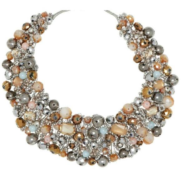 aldo lowered price aldo statement necklace from yamilet