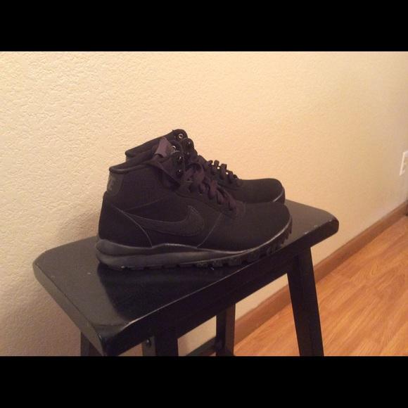 Boots Nike Suede Men's Men's Hoodland zSUqVpM