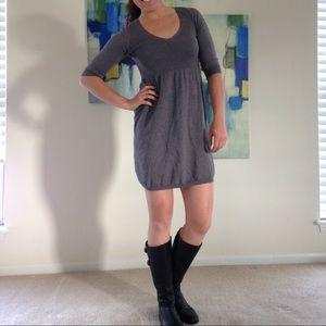 HP Zara Grey Knit Dress