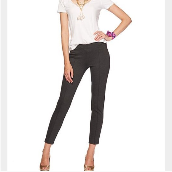 64% off Lilly Pulitzer Pants - Lilly Pulitzer Black Travel Pants ...