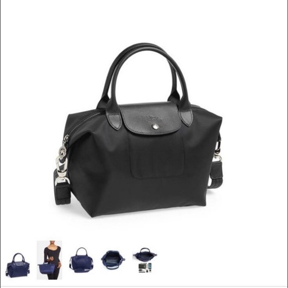 1b0b45022731 Longchamp Le pliage Neo small tote