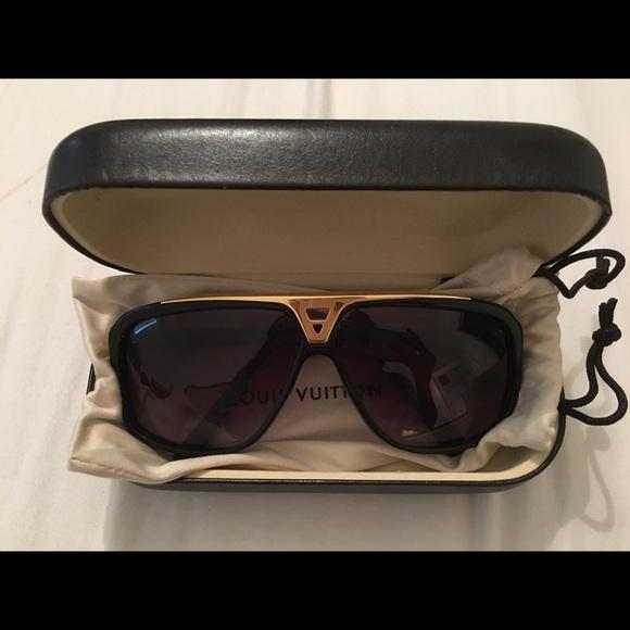 617092a6197 Louis Vuitton Accessories - Louis Vuitton evidence sunglasses
