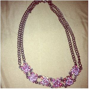New Listing Rose Necklace Choker