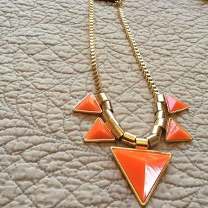 Jewelry - Costume Orange Necklace