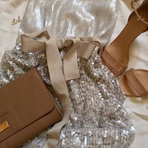 Express Sequin Dress-Perfect for NYE!!!