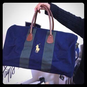Polo Ralph Lauren hat Polo Ralph Lauren Duffle Bag