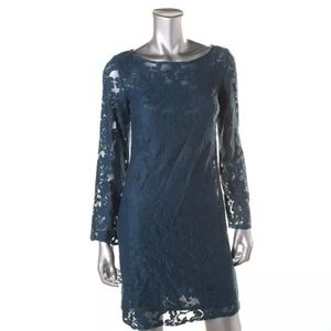 Laundry by Shelli Segal Dresses & Skirts - NWT💥LAUNDRY SHELLI SEGAL Blue Embroidered Dress