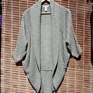 Ambiance Apparel Sweaters - Cute gray cardigan