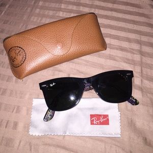 100% authentic raybans
