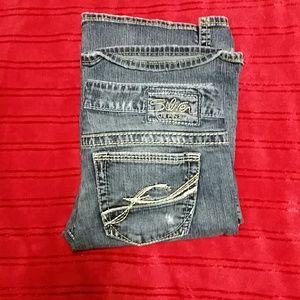 68% off Silver Jeans Denim - Silver jeans. Frances 18