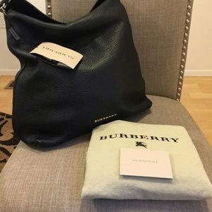 cc88dfa022d Burberry Plaid Nylon Hobo Handbags Leather Other nylon Cloth Black ref  99951 Source · Coach Bags Not For Sale Poshmark