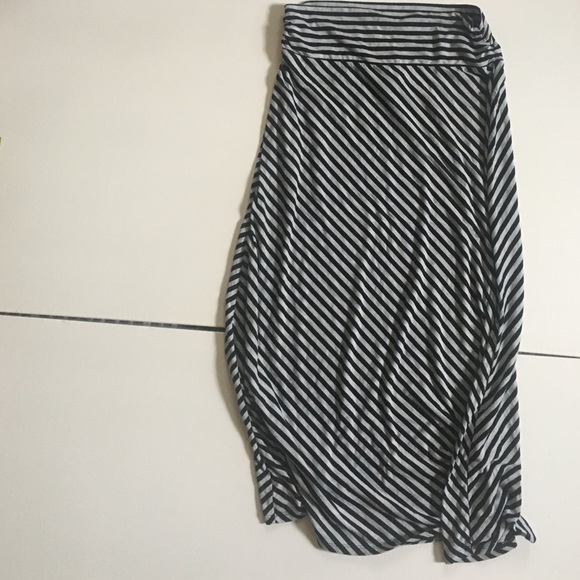 55 faded dresses skirts gray and black
