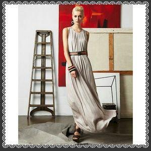 Doo.Ri Dresses & Skirts - New Doo Ri designer pleated maxi dress